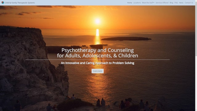 Child & Family Therapeutic Systems